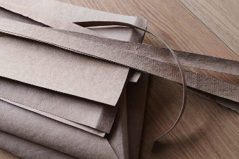 washable kraft paper – papier do szycia