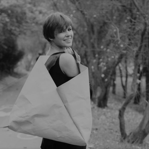 torba origami OpenMind - papier do szycia