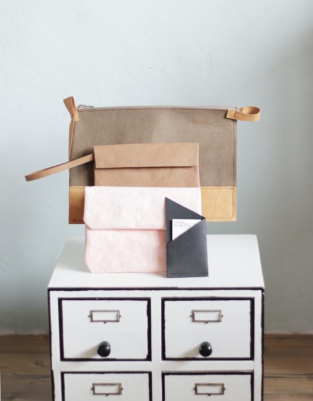 akcesoria do torby remediumbag do organizacji rzeczy - teczka na dokumenty, saszetka na telefon, wizytownik
