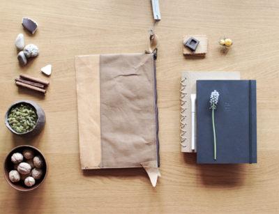 saszetka z papieru do szycia