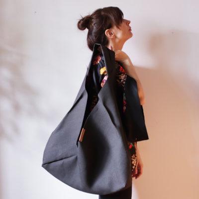 torebka origami Openmind lniana