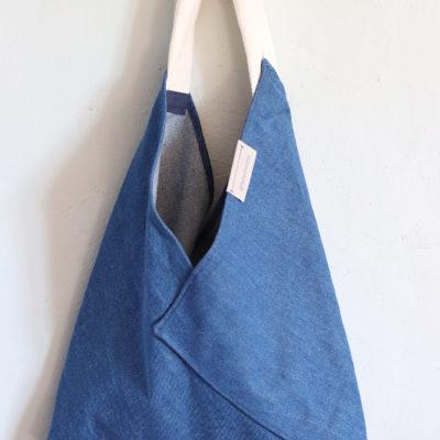 torba jeans hobo
