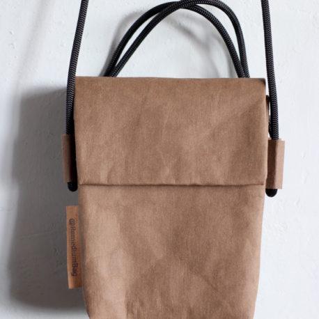 torebka podwójna kawowa