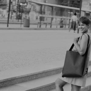sesja zdjęciowa – Justyna i torebki podwójne 2019/2020