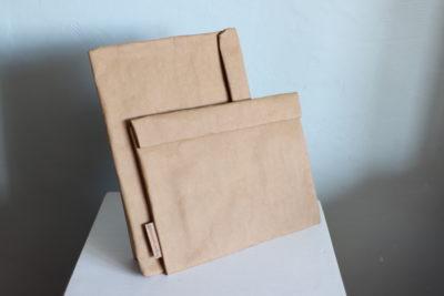 teczka z papieru do prania