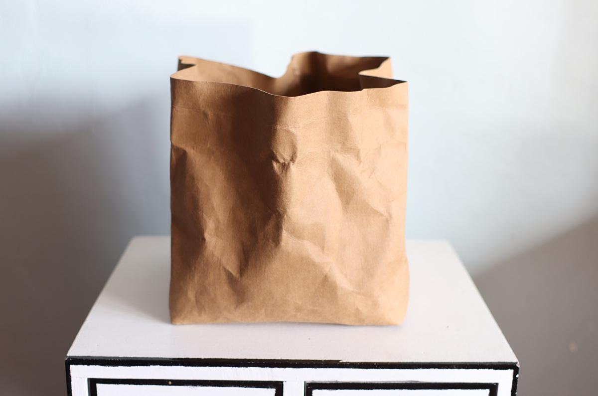 pojemnik z papieru do prania