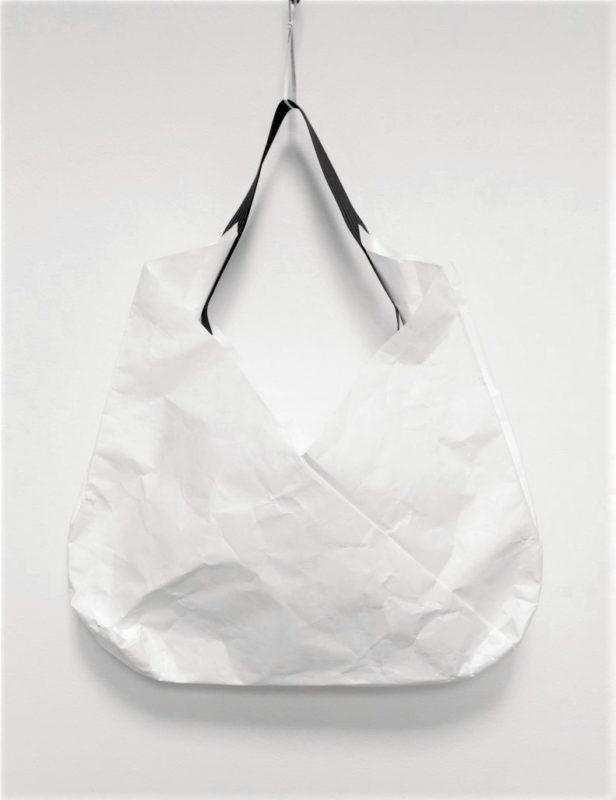 tkaniny alternatywne - torba z tyveku