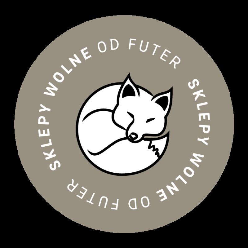 Logo akcji Sklepy wolne od futer stowarzyszenia Otwarte Klatki
