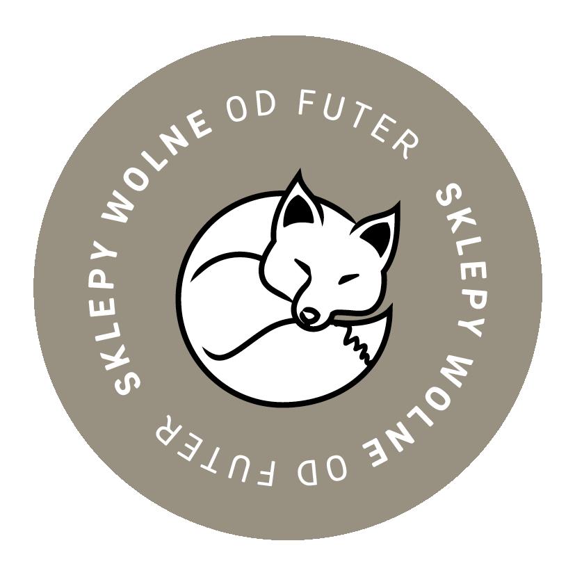 sklep wolny od futer - logo akcji Sklepy wolne od futer stowarzyszenia Otwarte Klatki